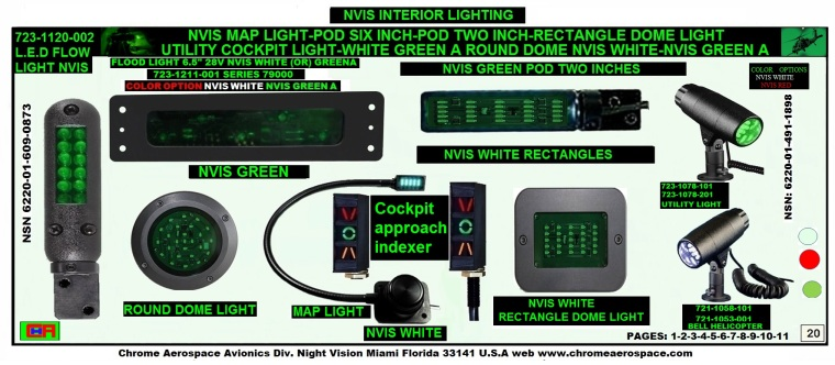 "Avionics 2 1/4"" inch Instrument Lighting WedgeAvionics gauge instruments Nvis-LITE INSTRUMENT Avionics cluster instruments wedge lights Avionics led wedge lights AIRCRAFTAvionics 1206 SMD LED lite Wedge Avionics instrument lighting wedge night-light Avionics Night- lite instrument lighting wedges Avionics Cockpit Sikorsky Helicopter 