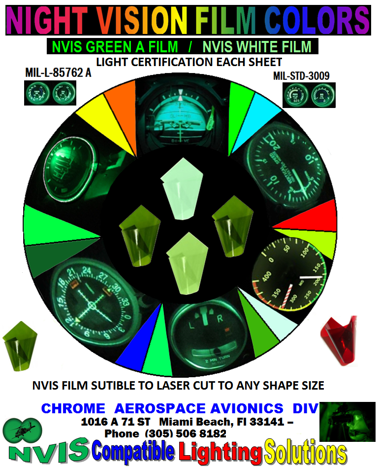 Instrument lighting wedge system FAA-PMA AIR CRAFT PANEL LIGHTING BEZELS 14-28 volts led- incandescent -chromaticity lighting color MIL-DTL-7788H SAE AS25050 COLORS AERONAUTICAL LIGHTING 14 VOLTS LED WEDGE LIGHT 28 VOLTS LED WEDGE LIGHT 14 VOLTS INCANDESCENT WEDGE LIGHT 28 VOLTS INCANDESCENT WEDGE LIGHT INSTRUMENT WEDGE LIGHTING INSTRUMENT PANEL LIGHT INSTRUMENT PANEL WEDGE FLOW LIGHT INSTRUMENT WEDGE LIGHTING L.E.D. INSTRUMENT PANEL LIGHTING WEDGE INSTRUMENT PANEL LIGHTING WEDGE 14-28 LED LED KOCKPIT LIGHTING WEDGE LIGHTING WHITE LIGHT WEGE LIGHTING NVIS LIGHT WEDGE LIGHTING WHITE NVIS WEDGE LIGHTING BLUE WHITE WEDGE LIGHTING GREEN LIGHT WEDGE LIGHT RED LIGHTING WEDGE SYSTEM AIRCRAFT PANEL LIGHTING AIRCRAFT PANEL LIGHTING LED AIRCRAFT PANEL LIGHTING WEDGE LIGHT WEDGE LIGHT INSTRUMENT UPGRADES MID-CONTINENTAL INSTRUMENTS AVIONICS WEDGES LIGHT ASSEMBLIES Airspeed, 2-inch WEDGE LIGHT Airspeed Indicators WEDGE LIGHTAirspeed, 3-inch WEDGE LIGHT Altimeter, 2-inch, Counter Drum WEDGE LIGHT Altimeter, 3-inch WEDGE LIGHT PILOT LIGHTS INSTRUMENTS LIGHTING PILOT LIGHT INSTRUMENT WEDGES PILOT LIGHT INSTRUMENT WEDGES UPGRADES LED MINIATURE LED SMD 1206 WEDGES LIGHTING UPGRADE NIGHT VISION WEDGE LIGHTING UPGRADE NIGHT VISION WEDGE LIGHTING LED 14-28 VOLTS AIRCRAFT MODIFICATIONS TO NIGHT VISION AIRCRAFT MODIFICATIONS WEDGE LIGHTING LIGHTING COMPONENTS FOR CREW STATION AIRCRAFT LIGHTING COMPONENTS FOR SMAL ARCRAFT CIVIL AVIATION WEDGE LIGHTING AVIATION LIGHTING WEDGE LIGHTS LED, Incandescent Instrument Lighting Panel Lighting - Aircraft panel lighting WEDGES Lighting, Wedges, Lamps & Bulbs WEDGES Aircraft Maintenance: Cockpit lighting repair and improvement LED LIGHT WEDGE/ 3 1/8, 28V LED, round aircraft cockpit lights wedges instrument panel post light upgrades wedges instrument lighting system general aviation instrument lighting wedges nvg civil industry lighting helicopter nvis modifications bell helicopter nvis modifications night vision compatible solutions wedges Upgrade of