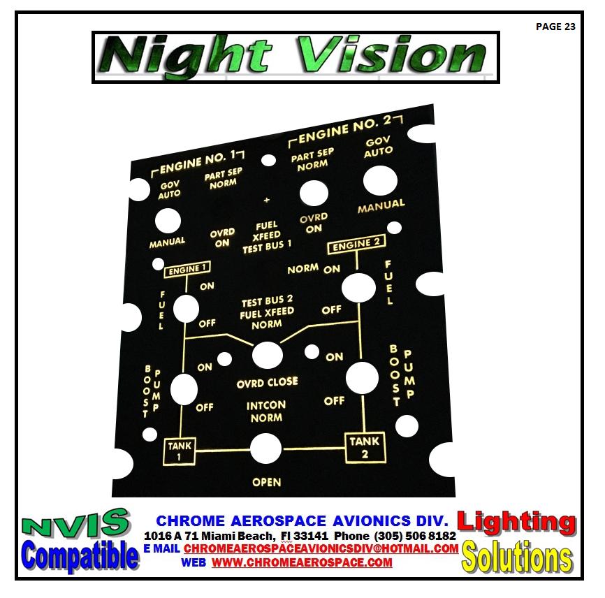 23 Instrument Panels aircraft lighting system 5-9-19Instrument Panels aircraft lighting sy.png