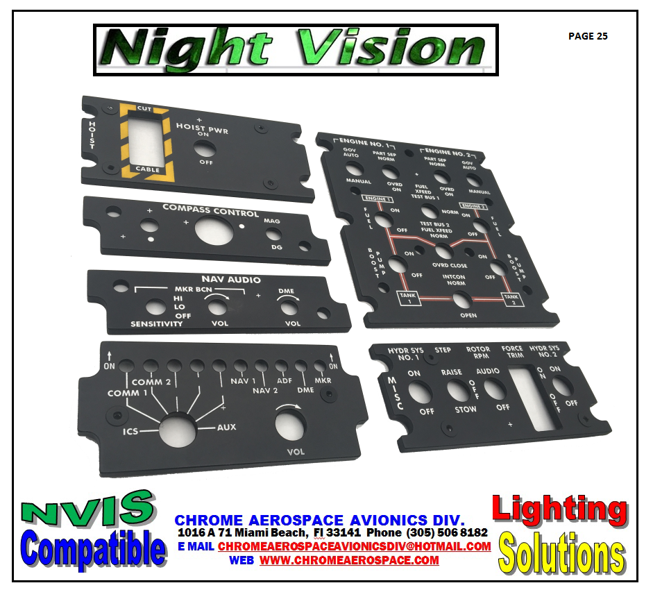 25 Instrument Panels aircraft lighting system 5-9-19.png  Aircraft Edge Lit Panels nvis  nvis helicopters panel mil-dtl-7788 panels nvis dge lit led panels night vision dge lit led panels night vision led panels light nvis flush mount led panels light nvis custom size led light panels nvg MIL-DTL-7788 H PANELS INFORMATION INTEGRALLY NIGHT VISION NVIS Edge Lit Panels for Night Vision Illuminated Panels & Light Plates nvg MIL-DTL-7788 H PANELS INFORMATION INTEGRALLY  MIL-SPECS-MIL-DTL NIGHT VISION MIL-DTL-7788H, DETAILSPECIFICATION: PANELS,iNFORMATION, INTEGRALLYILLUMINATED NVIS MIL-DTL-7788 G PANELS INFORMATION INTEGRALLY NIGHT VISION night vision goggles for general aviation smd integrations nvis modification LEDs long life cold lighting panels nvg filter panel upgrades avionics cockpit nvg integrally illuminated panel nvis nvis keyboard panels fabrication Integrated Control Panels, Integrated and night vision nvis panel integration cockpit nvis upgrades Illuminated Information Panels | NIGHT VISION lluminated Panels - International nvis LEDs source nvis keyboard panels operational night vision keyboard panels helicopters night vision dashboard panels helicopters night operations nvis panels helicopters night operations nvis cockpit helicopters edge lit panels avionics night vision panels LED Technology nvg avionics edge lit panels Nvis lighting modifications Custom Size & Shape Led Panels - LED Backlit Panels night vision Refurbishing old Panels to night vision avionics  Custom LED Panels Light For nvg upgrades nvis avionics NVIS Edge Lit Panels for Night vision       Avionics nvis panels helicopters nvis lighting panels components upgrades  aircraft illuminated panels RETROFITING NVIS AIRCRAFT PANELS LIGHTING  PLCC-SMD NIGHT VISION Aircraft Edge Lit Panels night vision ANNUNCIATOR PANEL LIGHTING NVIS UPGRADES CESSNA PANEL LOW VOLTAGE NVIS PANELS INTERNATIONAL AVIONICS 82 NVIS REFURBISHED COCKPIT PANELS ANNUNCIATOR PANEL LIGHTING NVIS UPGRADES CESSNA PANEL LOW VOLT