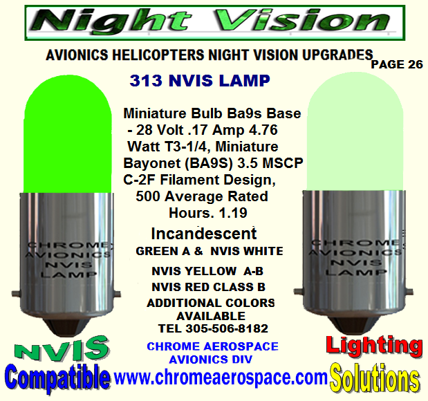 26 313 Nvis lamp  2-21-19.png 330 SMD PLCC LED