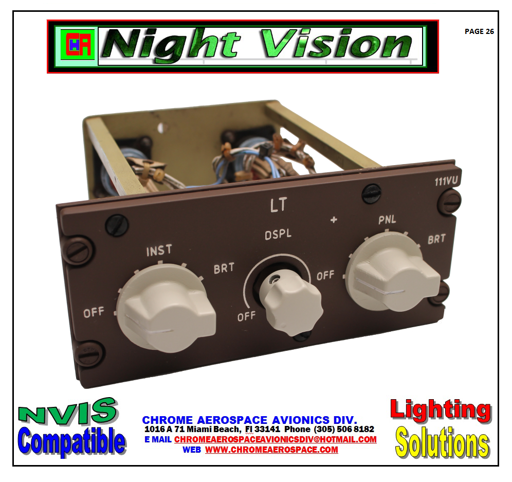 26 Instrument Panels aircraft lighting system 5-9-19.png