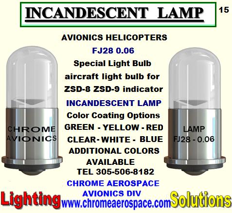 FJ28 0.06 INCANDESCENT LAMP