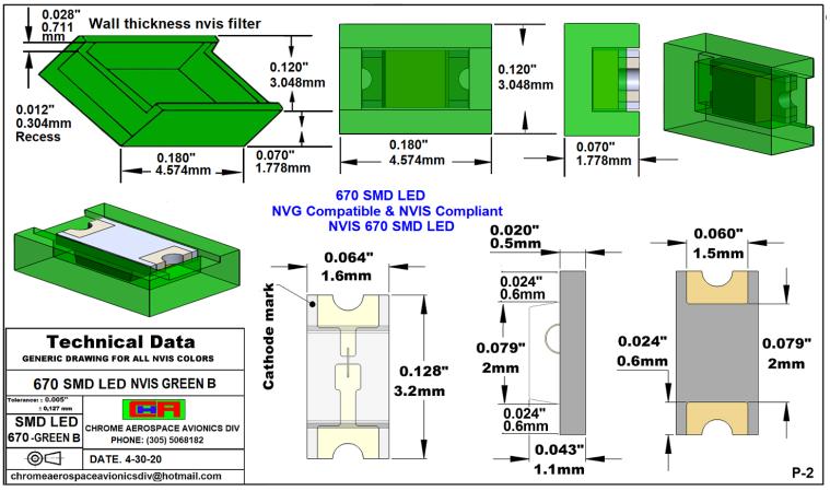 2 670  SMD-PLCC LED NVIS GREEN B   PCB    5-4-20.png