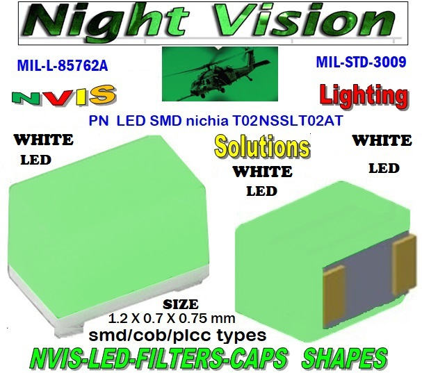 1206 SMD LED NVIS WHITE FILTER 1206 SMD LED NVIS WHITE PCB   1206 SMD-PLCC LED NVIS WHITE FILTER 1206 SMD-PLCC LED NVIS WHITE PCB   1206-002 SMD LED NVIS WHITE FILTER 1206-002 SMD LED NVIS WHITE PCB 1206-002 SMD-PLCC LED NVIS WHITE FILTER 1206-002 SMD-PLCC LED NVIS WHITE PCB  L-65403-R1206-003   L-65403-R0603-003  L-65196-A0805-003 L-65330-A0805-003 L-65197-B0805-003 L-65250-B0805-003  L-65196-A320-001 L-65330-A320-001 L-65197-B320-001 L-65250-B320-001 L-65648-W320-001 L-65951-W320-001 L-65401-Y320-001 L-65402-Y320-001 L-65403-R320-001 L-65196-A670-001 L-65330-A670-001 L-65197-B670-001 L-65250-B670-001 L-65648-W670-001 0805 SMD LED NVIS WHITE FILTER  0805 SMD LED NVIS WHITE PCB  0805 SMD-PLCC LED NVIS WHITE FILTER  0805 SMD-PLCC LED NVIS WHITE PCB   0805-003 SMD LED NVIS WHITE FILTER 0805-003 SMD LED NVIS WHITE PCB 0805-003 SMD-PLCC LED NVIS WHITE FILTER 0805-003 SMD-PLCC LED NVIS WHITE PCB L-65951-W670-001   L-65401-Y670-001 L-65401-Y670-001 L-65403-R670-001 L-65196-A460-001 L-65196-A460-001 L-65197-B460-001 L-65250-B460-001 L-65648-W460-001 L-65951-W460-001 L-65401-Y460-001 L-65402-Y460-001 L-65403-R460-001 0603 SMD LED NVIS WHITE FILTER  0603 SMD LED NVIS WHITE PCB  0603 SMD-PLCC LED NVIS WHITE FILTER  0603 SMD-PLCC LED NVIS WHITE PCB   0603-003 SMD LED NVIS WHITE FILTER    0603-003 SMD LED NVIS WHITE PCB  0603-003 SMD-PLCC LED NVIS WHITE FILTER 0603-003 SMD-PLCC LED NVIS WHITE PCB L-65951-W955-001 L-65401-Y955- 001 L-65401-Y0805-003 L-65402-Y0805-003  L-65403-R0805-003  L-65197-B1206-002 L-65250-B1206-002 L-65648-W1206-002 L-65951-W1206-002 L-65401-Y1206-002 L-65402-Y1206-002 L-65403-R1206-002 L-65197-B1206-003 L-65250-B1206-003 L-65648-W1206-003 L-65951-W1206-003 L-65401-Y1206-003 L-65402-Y1206-003 L-65403-R1206-003 L-65196-A320-001 L-65330-A320-001 L-65197-B320-001 L-65250-B320-001 L-65648-W320-001 L-65951-W320-001 L-65401-Y320-001 L-65402-Y320-001 L-65403-R320-001 L-65196-A670-001 L-65330-A670-001 L-65197-B670-001 L-65250-B670-001 L-65648-W670-001 L-65951-W670-001 L-65401-Y670-001 L-65401-Y670-001 L-65403-R670-001 L-65196-A460-001 L-65196-A460-001  L-65196-A1206-002 L-65330-A1206-002 L-65196-A1206-003 L-65330-A1206-003 L-65197-B460-001  L-65250-B460-001 L-65648-W460-001 L-65951-W460-001 L-65401-Y460-001 L-65402-Y460-001 L-65403-R460-001 L-65196-A955-001 L-65330-A955-001 L-65197-B955-001 L-65250-B955-001 L-65648-W955-001 L-65951-W955-001 L-65401-Y955- 001  1206-002 SMD LED NVIS WHITE FILTER 1206-002 SMD LED NVIS WHITE PCB  1206-002 SMD-PLCC LED NVIS WHITE FILTER 1206-002 SMD-PLCC LED NVIS WHITE PCB  1206-006 SMD LED NVIS WHITE FILTER  1206-006 SMD LED NVIS WHITE PCB  1206-006 SMD-PLCC LED NVIS WHITE FILTER 1206-006 SMD-PLCC LED NVIS WHITE PCB  0805 SMD LED NVIS WHITE FILTER  0805 SMD LED NVIS WHITE PCB  0805 SMD-PLCC LED NVIS WHITE FILTER  0805 SMD-PLCC LED NVIS WHITE PCB  330 LED NVIS COCKPIT LIGHTING 330 LED HELICOPTERS NIGHT VISION LIGHTING NVIS FILTER L-65196-A0603-003 L-65330-A0603-003   0805-003 SMD LED NVIS WHITE FILTER   0805-003 SMD LED NVIS WHITE PCB      0805-003 SMD-PLCC LED NVIS WHITE FILTER   0805-003 SMD-PLCC LED NVIS WHITE PCB    0603 SMD LED NVIS WHITE FILTER    0603 SMD LED NVIS WHITE PCB    0603 SMD-PLCC LED NVIS WHITE FILTER    0603 SMD-PLCC LED NVIS WHITE PCB     0603-003 SMD LED NVIS WHITE FILTER       0603-003 SMD LED NVIS WHITE PCB       0603-003 SMD-PLCC LED NVIS WHITE FILTER   0603-003 SMD-PLCC LED NVIS WHITE PCB   670 SMD LED NVIS WHITE FILTER CAP 670 SMD LED NVIS WHITE PCB  670 SMD-PLCC LED NVIS WHITE FILTER CAP  670 SMD-PLCC LED NVIS WHITE PCB  670-001 SMD LED NVIS WHITE FILTER CAP 670-001 SMD LED NVIS WHITE PCB  670-001 SMD-PLCC LED NVIS WHITE FILTER CAP 670-001 SMD-PLCC LED NVIS WHITE PCB L-65196-A0603-003 NFSW157AT-H3 NICHIA SMD-PLCC LED NVIS WHITE FILTER CAP    NSCW100 NICHIA SMD-PLCC LED NVIS WHITE FILTER CAP L-65197-B0603-003 L-65250-B0603-003  L-65648-W0603-003 L-65951-W0603-003 L-65401-Y0603-003 L-65402-Y0603-003  L-65403-R0603-003 L-65196-A0805-003 L-65403-R0603-003 L-65196-A0805-003  L-65330-A0805-003 L-65197-B0805-003 L-65250-B0805-003 L-65951-W0805-003 L-65648-W0805-003 L-65401-Y0805-003 L-65402-Y0805-003 L-65403-R0805-003 L-65196-A1206-002 L-65330-A1206-002   NSSW100DT NICHIA SMD-PLCC LED NVIS WHITE FILTER CAP      5050 SMD-PLCC LED NVIS WHITE FILTER CAP      330 SMD-PLCC LED NVIS WHITE FILTER CAP L-65197-B1206-002 L-65250-B1206-002 L-65648-W1206-002 L-65951-W1206-002 L-65401-Y1206-002L-65402-Y1206-002 L-65403-R1206-002 L-65196-A1206-003 L-65330-A1206-003 L-65197-B1206-003L-65250-B1206-003 L-65648-W1206-003 L-65951-W1206-003 L-65401-Y1206-003 L-65402-Y1206-003 L-65403-R1206-003L-65196-A320-001 L-65330-A320-001 L-65197-B320-001 L-65250-B320-001 L-65648-W320-001 L-65951-W320-001 L-65401-Y320-001  L-65402-Y320-001 L-65403-R320-001 L-65196-A670-001 L-65330-A670-001 L-65197-B670-001 L-65250-B670-001 L-65648-W670-001L-65951-W670-001 L-65401-Y670-001 L-65401-Y670-001 L-65403-R670-001 L-65196-A460-001 L-65196-A460-001 L-65197-B460-001     330-001 SMD LED NVIS WHITE FILTER CAP       330-001 SMD LED NVIS WHITE PCB   330-001 SMD-PLCC LED NVIS WHITE FILTER CAP       330-001 SMD-PLCC LED NVIS WHITE PCB   NSSW204BT NICHIA SMD-PLCC LED NVIS WHITE FILTER CAP        NESSW064AT NICHIA SMD-PLCC LED NVIS WHITE FILTER CAP L-65250-B460-001 L-65648-W460-001 L-65951-W460-001 L-65401-Y460-001 L-65402-Y460-001 L-65403-R460-001 L-65196-A955-001 L-65330-A955-001 L-65197-B955-001 L-65250-B955-001 L-65648-W955-001 L-65951-W955-001 L-65401-Y955- 001  955 SMD PLCC LED  955 LED 955 LED NVIS  955 LED HELICOPTERS NIGHT VISION LIGHTING   955 NVIS FILTER  955 Night Vision Imaging Systems (NVIS)  955 PILOT NIGHT VISION NVIS ILLUMINATION  955 NVIS Aircraft Upgrades | Night Vision Goggles 955 PILOT NIGHT VISION NVIS ILLUMINATION  955 LED SWITCHES, KEYBOARDS, DIALS, AND DISPLAYS 955 COCKPIT MODIFICATION 955 NVIS compatible lights  955 NVIS filters . NVG lighting 955 NVG lighting control panel customized 955 SMD LED  955 NVIS compatible lights  955 NVIS compatible lights CHIP  955 SMD LED NVIS   955 SMD LED NIGHT VISION  955 SMD PLCC LED AVIONICS 955 AVIONICS NIGHT VISION LIGHTING 955 AVIONICS MODIFICATIONS TO NIGHT VISION   955 LED AVIONICS UPGRADES TO NVIS 955 LED NVIS GREEN A 955 IMPACT SOLAR FILTER NVIS 955 LED NVIS GREEN B 955 LED NVIS WHITE  955 LED NVIS RED  955 LED AIRBUS A 400 GREEN  955-001 SMD PLCC LED 955-001 LED   955-001 LED NVIS  955-001 LED HELICOPTERS NIGHT VISION LIGHTING  955-001 NVIS FILTER 955-001 Night Vision Imaging Systems (NVIS) 955-001 PILOT NIGHT VISION NVIS ILLUMINATION  955-001 NVIS Aircraft Upgrades | Night Vision Goggles  955-001 LED SWITCHES, KEYBOARDS, DIALS, AND DISPLAYS 955-001 COCKPIT MODIFICATION  955-001 NVIS compatible lights    955-001 NVIS filters . NVG lighting  955-001 NVG lighting control panel customized   955-001 SMD LED 955-001 NVIS compatible lights  955-001 NVIS compatible lights CHIP 955-001 SMD LED NVIS 955-001 SMD LED NIGHT VISION  955-001 SMD PLCC LED AVIONICS 955-001 AVIONICS NIGHT VISION LIGHTING 955-001 AVIONICS MODIFICATIONS TO NIGHT VISION 955-001 LED AVIONICS UPGRADES TO NVIS 955-001 LED NVIS GREEN A 955-001 IMPACT SOLAR FILTER NVIS 955-001 LED NVIS GREEN B 955-001 LED NVIS WHITE 955-001 LED NVIS RED 955-001 LED AIRBUS A 400 GREEN 670 SMD LED 670 NVG lighting control panel customized  670 NVIS filters . NVG lighting