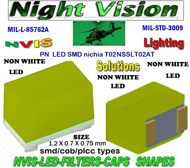 1206 SMD LED NVIS NON-WHITE FILTER 1206 SMD LED NVIS NON-WHITE PCB 1206 SMD-PLCC LED NON NVIS WHITE FILTER 1206 SMD-PLCC LED NON NVIS WHITE PCB  1206-002 SMD LED NVIS NON-WHITE FILTER  1206-002 SMD LED NVIS NON-WHITE PCB 1206-002 SMD LED-PLCC LED NON NVIS WHITE FILTER 1206-002 SMD LED-PLCC LED NON NVIS WHITE PCB L-65403-R1206-003 L-65403-R0603-003  L-65196-A0805-003 L-65330-A0805-003 L-65197-B0805-003 L-65250-B0805-003    L-65196-A320-001 L-65330-A320-001 L-65197-B320-001 L-65250-B320-001 L-65648-W320-001     L-65951-W320-001 L-65401-Y320-001 L-65402-Y320-001 L-65403-R320-001 L-65196-A670-001 L-65330-A670-001 L-65197-B670-001 L-65250-B670-001 L-65648-W670-001 0805 SMD LED NVIS NON-WHITE FILTER  0805 SMD LED NVIS NON-WHITE PCB  0805 SMD-PLCC LED NON NVIS WHITE FILTER 0805 SMD-PLCC LED NON NVIS WHITE PCB   0805-003 SMD LED NVIS NON WHITE FILTER  0805-003 SMD LED NVIS NON WHITE PCB  0805-003 SMD LED-PLCC LED NON NVIS WHITE FILTER 0805-003 SMD LED-PLCC LED NON NVIS WHITE PCB L-65401-Y670-001 L-65401-Y670-001 L-65403-R670-001 L-65196-A460-001 L-65196-A460-001 L-65197-B460-001 L-65250-B460-001 L-65648-W460-001 L-65951-W460-001 L-65401-Y460-001  L-65402-Y460-001 L-65403-R460-001   0603 SMD LED NVIS NON-WHITE FILTER  0603 SMD LED NVIS NON-WHITE PCB  0603 SMD-PLCC LED NON NVIS WHITE FILTER 0603 SMD-PLCC LED NON NVIS WHITE PCB  0603-003 SMD LED NVIS NON WHITE FILTER  0603-003 SMD LED NVIS NON WHITE PCB 0603-003 SMD LED-PLCC LED NON NVIS WHITE FILTER 0603-003 SMD LED-PLCC LED NON NVIS WHITE PCB L-65951-W955-001 L-65401-Y955- 001 L-65401-Y0805-003 L-65402-Y0805-003  L-65403-R0805-003  L-65197-B1206-002 L-65250-B1206-002 L-65648-W1206-002 L-65951-W1206-002 L-65401-Y1206-002 L-65402-Y1206-002 L-65403-R1206-002 L-65197-B1206-003 L-65250-B1206-003 L-65648-W1206-003 L-65951-W1206-003 L-65401-Y1206-003 L-65402-Y1206-003 L-65403-R1206-003 L-65196-A320-001 L-65330-A320-001 L-65197-B320-001 L-65250-B320-001 L-65648-W320-001 L-65951-W320-001 L-65401-Y320-001 L-65402-Y320-001 L-65403-R320-001 L-65196-A670-001 L-65330-A670-001 L-65197-B670-001 L-65250-B670-001 L-65648-W670-001 L-65951-W670-001 L-65401-Y670-001 L-65401-Y670-001 L-65403-R670-001 L-65196-A460-001 L-65196-A460-001  L-65196-A1206-002 L-65330-A1206-002 L-65196-A1206-003 L-65330-A1206-003 L-65197-B460-001  L-65250-B460-001 L-65648-W460-001 L-65951-W460-001 L-65401-Y460-001 L-65402-Y460-001 L-65403-R460-001 L-65196-A955-001 L-65330-A955-001 L-65197-B955-001 L-65250-B955-001 L-65648-W955-001 L-65951-W955-001 L-65401-Y955- 001 1206-002 SMD LED NVIS NON-WHITE 1206-002 SMD LED NVIS NON-WHITE PCB  1206-002 SMD LED-PLCC LED NON NVIS WHITE FILTER 1206-002 SMD LED-PLCC LED NON NVIS WHITE PCB     1206-006 SMD LED NVIS NON- WHITE FILTER  1206-006 SMD LED NVIS  NON-WHITE PCB 1206-006 SMD LED-PLCC LED NON NVIS WHITE FILTER  1206-006 SMD LED-PLCC LED NON NVIS WHITE PCB  0805 SMD LED NVIS NON-WHITE FILTER  0805 SMD LED NVIS NON-WHITE PCB  0805 SMD-PLCC LED NON NVIS WHITE FILTER 0805 SMD-PLCC LED NON NVIS WHITE PCB  330 LED NVIS COCKPIT LIGHTING 330 LED HELICOPTERS NIGHT VISION LIGHTING NVIS FILTER L-65196-A0603-003 L-65330-A0603-003   0805-003 SMD LED NVIS NON WHITE FILTER          0805-003 SMD LED NVIS NON WHITE PCB         0805-003 SMD LED-PLCC LED NON NVIS WHITE FILTER           0805-003 SMD LED-PLCC LED NON NVIS WHITE PCB           0603 SMD LED NVIS NON-WHITE FILTER    0603 SMD LED NVIS NON-WHITE PCB    0603 SMD-PLCC LED NON NVIS WHITE FILTER   0603 SMD-PLCC LED NON NVIS WHITE PCB    0603-003 SMD LED NVIS NON WHITE FILTER    6-25-20 0603-003 SMD LED NVIS NON WHITE PCB    6-25-20 0603-003 SMD LED-PLCC LED NON NVIS WHITE FILTER     6-25-20 0603-003 SMD LED-PLCC LED NON NVIS WHITE PCB  670 SMD-PLCC LED NON NVIS WHITE PCB CARNADA 670-001 SMD LED NVIS NON-WHITE FILTER CAP 670-001 SMD LED NVIS NON-WHITE PCB  670-001 SMD-PLCC LED NON NVIS WHITE FILTER CAP 670-001 SMD-PLCC LED NON NVIS WHITE PCB L-65196-A0603-003 NFSW157AT-H3 NICHIA SMD-PLCC LED NON NVIS WHITE CARNADA  NSCW100 NICHIA SMD-PLCC LED NON NVIS WHITE CARNADA L-65197-B0603-003 L-65250-B0603-003  L-65648-W0603-003 L-65951-W0603-003 L-65401-Y0603-003 L-65402-Y0603-003  L-65403-R0603-003 L-65196-A0805-003 L-65403-R0603-003 L-65196-A0805-003  L-65330-A0805-003 L-65197-B0805-003 L-65250-B0805-003 L-65951-W0805-003 L-65648-W0805-003 L-65401-Y0805-003 L-65402-Y0805-003 L-65403-R0805-003 L-65196-A1206-002 L-65330-A1206-002   NSSW100DT NICHIA SMD-PLCC LED NON NVIS WHITE CARNADA   5050 SMD-PLCC LED NON NVIS WHITE CARNADA   330 SMD-PLCC LED NON NVIS WHITE CARNADA L-65197-B1206-002 L-65250-B1206-002 L-65648-W1206-002 L-65951-W1206-002 L-65401-Y1206-002L-65402-Y1206-002 L-65403-R1206-002 L-65196-A1206-003 L-65330-A1206-003 L-65197-B1206-003L-65250-B1206-003 L-65648-W1206-003 L-65951-W1206-003 L-65401-Y1206-003 L-65402-Y1206-003 L-65403-R1206-003L-65196-A320-001 L-65330-A320-001 L-65197-B320-001 L-65250-B320-001 L-65648-W320-001 L-65951-W320-001 L-65401-Y320-001  L-65402-Y320-001 L-65403-R320-001 L-65196-A670-001 L-65330-A670-001 L-65197-B670-001 L-65250-B670-001 L-65648-W670-001L-65951-W670-001 L-65401-Y670-001 L-65401-Y670-001 L-65403-R670-001 L-65196-A460-001 L-65196-A460-001 L-65197-B460-001  330-001 SMD LED NVIS NON-WHITE FILTER CAP       330-001 SMD LED NVIS NON-WHITE PCB   330-001 SMD-PLCC LED NON NVIS WHITE FILTER CAP       330-001 SMD-PLCC LED NON NVIS WHITE PCB   NSSW204BT NICHIA SMD-PLCC LED NON NVIS WHITE     NESSW064AT NICHIA SMD-PLCC LED NON NVIS WHITE  L-65250-B460-001 L-65648-W460-001 L-65951-W460-001 L-65401-Y460-001 L-65402-Y460-001 L-65403-R460-001 L-65196-A955-001 L-65330-A955-001 L-65197-B955-001 L-65250-B955-001 L-65648-W955-001 L-65951-W955-001 L-65401-Y955- 001 955 SMD PLCC LED  955 LED 955 LED NVIS  955 LED HELICOPTERS NIGHT VISION LIGHTING   955 NVIS FILTER  955 Night Vision Imaging Systems (NVIS)  955 PILOT NIGHT VISION NVIS ILLUMINATION  955 NVIS Aircraft Upgrades | Night Vision Goggles 955 PILOT NIGHT VISION NVIS ILLUMINATION  955 LED SWITCHES, KEYBOARDS, DIALS, AND DISPLAYS 955 COCKPIT MODIFICATION 955 NVIS compatible lights 955 NVIS filters . NVG lighting 955 NVG lighting control panel customized 955 SMD LED 955 NVIS compatible lights  955 NVIS compatible lights CHIP  955 SMD LED NVIS   955 SMD LED NIGHT VISION  955 SMD PLCC LED AVIONICS 955 AVIONICS NIGHT VISION LIGHTING 955 AVIONICS MODIFICATIONS TO NIGHT VISION   955 LED AVIONICS UPGRADES TO NVIS 955 LED NVIS GREEN A 955 IMPACT SOLAR FILTER NVIS 955 LED NVIS GREEN B 955 LED NVIS WHITE  955 LED NVIS RED  955 LED AIRBUS A 400 GREEN  955-001 SMD PLCC LED 955-001 LED   955-001 LED NVIS  955-001 LED HELICOPTERS NIGHT VISION LIGHTING 955-001 NVIS FILTER 955-001 Night Vision Imaging Systems (NVIS) 955-001 PILOT NIGHT VISION NVIS ILLUMINATION  955-001 NVIS Aircraft Upgrades | Night Vision Goggles   955-001 LED SWITCHES, KEYBOARDS, DIALS, AND DISPLAYS 955-001 COCKPIT MODIFICATION  955-001 NVIS compatible lights    955-001 NVIS filters . NVG lighting  955-001 NVG lighting control panel customized   955-001 SMD LED 955-001 NVIS compatible lights  955-001 NVIS compatible lights CHIP 955-001 SMD LED NVIS 955-001 SMD LED NIGHT VISION 955-001 SMD PLCC LED AVIONICS 955-001 AVIONICS NIGHT VISION LIGHTING 955-001 AVIONICS MODIFICATIONS TO NIGHT VISION 955-001 LED AVIONICS UPGRADES TO NVIS 955-001 LED NVIS GREEN A 955-001 IMPACT SOLAR FILTER NVIS 955-001 LED NVIS GREEN B 955-001 LED NVIS WHITE 955-001 LED NVIS RED 955-001 LED AIRBUS A 400 GREEN 670 SMD LED  670 NVG lighting control panel customized  670 NVIS filters . NVG lighting