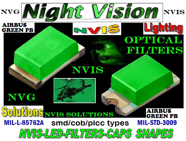 670 SMD-PLCC LED NVIS AIRBUS GREEN PB FILTER CAP    670-001 NVIS AIR BUS GREEN BP FILTER CAP    670-001 NVIS AIR BUS GREEN BP PCB   670-001 SMD-PLCC LED NVIS AIR BUS GREEN PB FILTER CAP    670-001 SMD-PLCC LED NVIS AIR BUS GREEN PB PCB  NFSW157AT-H3 NICHIA SMD-PLCC LED NVIS AIRBUS GREEN PB  NSCW100 NICHIA SMD-PLCC LED NVIS AIRBUS GREEN PB   NSCW455AT NICHIA SMD-PLCC LED NVIS AIR BUS GREEN PB   NSSW100BT NICHIA SMD-PLCC LED NVIS AIRBUS GREEN PB  NSSW100DT NICHIA SMD-PLCC LED NVIS AIRBUS GREEN PB CARNADA   5050 SMD-PLCC LED NVIS AIRBUS GREEN PB CARNADA  330 SMD-PLCC LED NVIS AIRBUS GREEN PB CARNADA  330-001 NVIS AIR BUS GREEN BP FILTER CAP       330-001 NVIS AIR BUS GREEN BP PCB   330-001 SMD-PLCC LED NVIS AIR BUS GREEN PB FILTER CAP       330-001 SMD-PLCC LED NVIS AIR BUS GREEN PB PCB   NESSW064AT NICHIA SMD-PLCC LED NVIS AIRBUS GREEN PB    NSSW204BT NICHIA SMD-PLCC LED NVIS AIRBUS GREEN PB    320 NICHIA SMD-PLCC LED NVIS AIRBUS GREEN PB    670-001 NVIS AIR BUS GREEN BP FILTER CAP 670-001 NVIS AIR BUS GREEN BP PCB  670-001 SMD-PLCC LED NVIS AIR BUS GREEN PB FILTER CAP 670-001 SMD-PLCC LED NVIS AIR BUS GREEN PB PCB  460 SMD-PLCC LED NVIS AIRBUS GREEN PB CARNADA Carnada#14 320 NICHIA SMD- PLCC LED NVIS AIRBUS A 400 GREEN IL COLOR     L-65196-A0603-003 L-65330-A0603-003 L-65197-B0603-003 L-65250-B0603-003 L-65648-W0603-003 L-65951-W0603-003 L-65401-Y0603-003 L-65402-Y0603-003   L-65403-R0603-003  L-65196-A0805-003 L-65330-A0805-003 L-65197-B0805-003 L-65250-B0805-003 L-65648-W0805-003 L-65951-W0805-003 L-65401-Y0805-003 L-65402-Y0805-003 L-65403-R0805-003L-65196-A1206-002 L-65330-A1206-002 L-65197-B1206-002L-65250-B1206-002L-65648-W1206-002 L-65951-W1206-002L-65401-Y1206-002 955 SMD PLCC LED 955 LED L-65402-Y1206-002  L-65403-R1206-002 L-65196-A1206-003 L-65330-A1206-003 L-65197-B1206-003 L-65250-B1206-003 L-65648-W1206-003L-65951-W1206-003L-65401-Y1206-003L-65402-Y1206-003 955 LED NVIS 955 LED HELICOPTERS NIGHT VISION LIGHTING   955 NVIS FILTER  L-65403-R1206-003L-6519