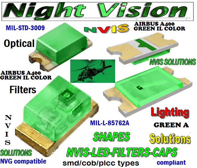 670 SMD- PLCC LED NVIS AIRBUS A 400 GREEN IL COLOR FILTER CAP   CARNADA  670-001 AIRBUS A400 GREEN IL COLOR FILTER CAP   670-001 AIRBUS A400 GREEN IL COLOR FILTER PCB   670-001 SMD- PLCC LED NVIS AIRBUS A 400 GREEN IL COLOR FILTER CAP   670-001 SMD- PLCC LED NVIS AIRBUS A 400 GREEN IL COLOR PCB  NFSW157AT-H3 NICHIA SMD- PLCC LED NVIS AIRBUS A 400 GREEN IL COLOR  NSCW100 NICHIA SMD- PLCC LED NVIS AIRBUS A 400 GREEN IL COLOR   NSCW455AT NICHIA SMD- PLCC LED NVIS AIRBUS A 400 GREEN IL COLOR   NSSW100BT NICHIA SMD- PLCC LED NVIS AIRBUS A 400 GREEN IL COLOR   NSSW100DT NICHIA SMD- PLCC LED NVIS AIRBUS A 400 GREEN IL COLOR CARNADA  5050 SMD- PLCC LED NVIS AIRBUS A 400 GREEN IL COLOR CARNADA  330 SMD- PLCC LED NVIS AIRBUS A 400 GREEN IL COLOR CARNADA  NSSW100DT NICHIA SMD- PLCC LED NVIS AIRBUS A 400 GREEN IL COLOR CARNADA  5050 SMD- PLCC LED NVIS AIRBUS A 400 GREEN IL COLOR CARNADA  330 SMD- PLCC LED NVIS AIRBUS A 400 GREEN IL COLOR CARNADA  NESSW064AT NICHIA SMD- PLCC LED NVIS AIRBUS A 400 GREEN IL COLOR    330-001 AIRBUS A400 GREEN IL COLOR FILTER CAP       330-001 AIRBUS A400 GREEN IL COLOR FILTER PCB   330-001 SMD- PLCC LED NVIS AIRBUS A 400 GREEN IL COLOR FILTER CAP       330-001 SMD- PLCC LED NVIS AIRBUS A 400 GREEN IL COLOR PCB  NSSW204BT NICHIA SMD- PLCC LED NVIS AIRBUS A 400 GREEN IL COLOR   320 NICHIA SMD- PLCC LED NVIS AIRBUS A 400 GREEN IL COLOR     460-001 AIRBUS A400 GREEN IL COLOR FILTER CAP 460-001 AIRBUS A400 GREEN IL COLOR FILTER PCB  460-001 SMD- PLCC LED NVIS AIRBUS A 400 GREEN IL COLOR FILTER CAP 460-001 SMD- PLCC LED NVIS AIRBUS A 400 GREEN IL COLOR PCB  460 SMD- PLCC LED NVIS AIRBUS A 400 GREEN IL COLOR CARNADA L-65196-A0603-003 L-65330-A0603-003 L-65197-B0603-003 L-65250-B0603-003 L-65648-W0603-003 L-65951-W0603-003 L-65401-Y0603-003 L-65402-Y0603-003   L-65403-R0603-003  L-65196-A0805-003 L-65330-A0805-003 L-65197-B0805-003 L-65250-B0805-003 L-65648-W0805-003 L-65951-W0805-003 L-65401-Y0805-003 L-65402-Y0805-003 L-65403-R0805-003L-65196-A1206-002 L