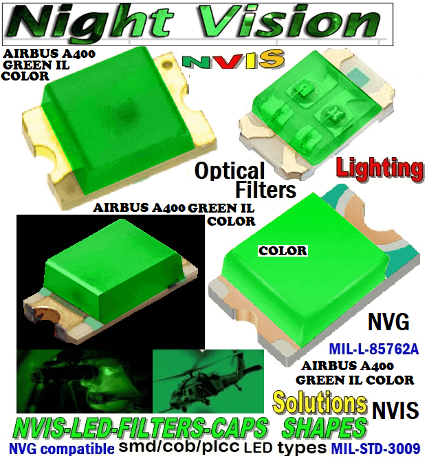 NSSW100DT NICHIA SMD- PLCC LED NVIS AIRBUS A 400 GREEN IL COLOR CARNADA  5050 SMD- PLCC LED NVIS AIRBUS A 400 GREEN IL COLOR CARNADA  330 SMD- PLCC LED NVIS AIRBUS A 400 GREEN IL COLOR CARNADA NESSW064AT NICHIA SMD- PLCC LED NVIS AIRBUS A 400 GREEN IL COLOR    330-001 AIRBUS A400 GREEN IL COLOR FILTER CAP       330-001 AIRBUS A400 GREEN IL COLOR FILTER PCB   330-001 SMD- PLCC LED NVIS AIRBUS A 400 GREEN IL COLOR FILTER CAP       330-001 SMD- PLCC LED NVIS AIRBUS A 400 GREEN IL COLOR PCB  NSSW204BT NICHIA SMD- PLCC LED NVIS AIRBUS A 400 GREEN IL COLOR   320 NICHIA SMD- PLCC LED NVIS AIRBUS A 400 GREEN IL COLOR     460-001 AIRBUS A400 GREEN IL COLOR FILTER CAP 460-001 AIRBUS A400 GREEN IL COLOR FILTER PCB  460-001 SMD- PLCC LED NVIS AIRBUS A 400 GREEN IL COLOR FILTER CAP 460-001 SMD- PLCC LED NVIS AIRBUS A 400 GREEN IL COLOR PCB  460 SMD- PLCC LED NVIS AIRBUS A 400 GREEN IL COLOR   L-65196-A0603-003 L-65330-A0603-003 L-65197-B0603-003 L-65250-B0603-003 L-65648-W0603-003 L-65951-W0603-003 L-65401-Y0603-003 L-65402-Y0603-003   L-65403-R0603-003  L-65196-A0805-003 L-65330-A0805-003 L-65197-B0805-003 L-65250-B0805-003 L-65648-W0805-003 L-65951-W0805-003 L-65401-Y0805-003 L-65402-Y0805-003 L-65403-R0805-003L-65196-A1206-002 L-65330-A1206-002 L-65197-B1206-002L-65250-B1206-002L-65648-W1206-002 L-65951-W1206-002L-65401-Y1206-002 955 SMD PLCC LED 955 LED L-65402-Y1206-002  L-65403-R1206-002 L-65196-A1206-003 L-65330-A1206-003 L-65197-B1206-003 L-65250-B1206-003 L-65648-W1206-003L-65951-W1206-003L-65401-Y1206955 LED NVIS 955 LED HELICOPTERS NIGHT VISION LIGHTING   955 NVIS FILTER  -003L-65402-Y1206-003 L-65403-R1206-003L-65196-A320-001L-65330-A320-001L-65197-B320-001 L-65250-B320-001 L-65648-W320-001 L-65951-W320-001 L-65401-Y320-001 L-65402-Y320-001 L-65403-R320-001 L-65196-A670-001 L-65330-A670-001 L-65197-B670-001 L-65250-B670-001 L-65648-W670-001 L-65951-W670-001 L-65401-Y670-001 L-65401-Y670-001 L-65403-R670-001 L-65196-A460-001 L-65196-A460-001 L-65197-B460-001  L-65250-