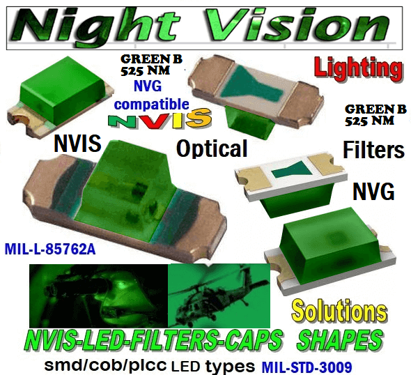 NSSW100DT NICHIA SMD-PLCC LED NVIS GREEN B 525 nm FILTER CAP    5050 SMD-PLCC LED NVIS GREEN B 525 nm FILTER CAP     330 SMD-PLCC LED NVIS GREEN B 525 nm FILTER CAP     330-001 SMD LED NVIS GREEN B 525 nm FILTER CAP       330-001 SMD LED NVIS GREEN B nm PCB   330-001 SMD-PLCC LED NVIS GREEN B 525 nm FILTER CAP       330-001 SMD-PLCC LED NVIS GREEN B nm PCB   NESSW064AT NICHIA SMD-PLCC LED NVIS GREEN B 525 nm FILTER CAP       NSSW204BT NICHIA SMD-PLCC LED NVIS GREEN B 525 nm FILTER CAP      320 SMD-PLCC LED NVIS GREEN B 525 nm FILTER CAP 320-001 SMD LED NVIS GREEN B 525 nm FILTER CAP 320-001 SMD LED NVIS GREEN B nm PCB  320-001 SMD-PLCC LED NVIS GREEN B 525 nm FILTER CAP 320-001 SMD-PLCC LED NVIS GREEN B nm PCB  460 SMD-PLCC LED NVIS GREEN B 525 nm FILTER CAP L-65196-A0603-003 L-65330-A0603-003 L-65197-B0603-003 L-65250-B0603-003 L-65648-W0603-003 L-65951-W0603-003 L-65401-Y0603-003 L-65402-Y0603-003   L-65403-R0603-003  L-65196-A0805-003 L-65330-A0805-003 L-65197-B0805-003 L-65250-B0805-003 L-65648-W0805-003 L-65951-W0805-003 L-65401-Y0805-003 L-65402-Y0805-003 L-65403-R0805-003L-65196-A1206-002 L-65330-A1206-002 L-65197-B1206-002L-65250-B1206-002L-65648-W1206-002 L-65951-W1206-002L-65401-Y1206-002 955 SMD PLCC LED 955 LED L-65402-Y1206-002  L-65403-R1206-002 L-65196-A1206-003 L-65330-A1206-003 L-65197-B1206-003 L-65250-B1206-003 L-65648-W1206-003L-65951-W1206-003L-65401-Y1206-003L-65402-Y1206-003 955 LED NVIS 955 LED HELICOPTERS NIGHT VISION LIGHTING   955 NVIS FILTER  L-65403-R1206-003L-65196-A320-001L-65330-A320-001 L-65197-B320-001 L-65250-B320-001 L-65648-W320-001 L-65951-W320-001 L-65401-Y320-001 L-65402-Y320-001 L-65403-R320-001 L-65196-A670-001 L-65330-A670-001 L-65197-B670-001 L-65250-B670-001 L-65648-W670-001 L-65951-W670-001 L-65401-Y670-001 L-65401-Y670-001 L-65403-R670-001 L-65196-A460-001 L-65196-A460-001 L-65197-B460-001  L-65250-B460-001 L-65648-W460-001 L-65951-W460-001 L-65401-Y460-001 955 Night Vision Imaging Systems (NVIS)  955 NVIS Aircraft Upgr